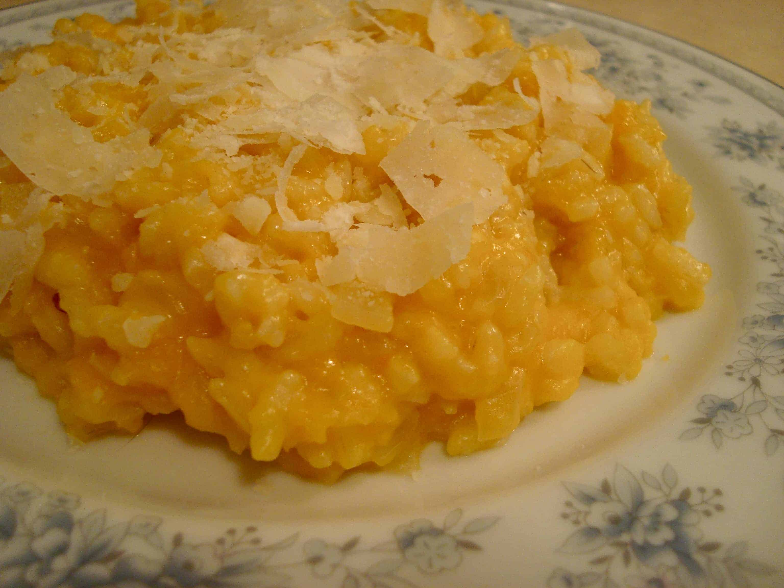Butternut Squash Risotto | Stephie Cooks