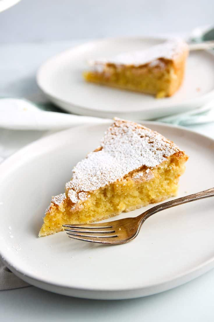 Tarta de Santiago, also known as Galician Almond Tart, is slightly sweet with a hint of citrus. You'll love this traditional Spanish dessert!