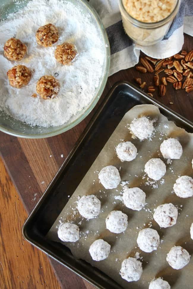 Maureens Rice Krispie Cookies Image