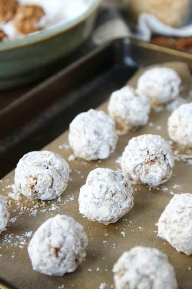 Maureens Rice Krispie Cookies Photo