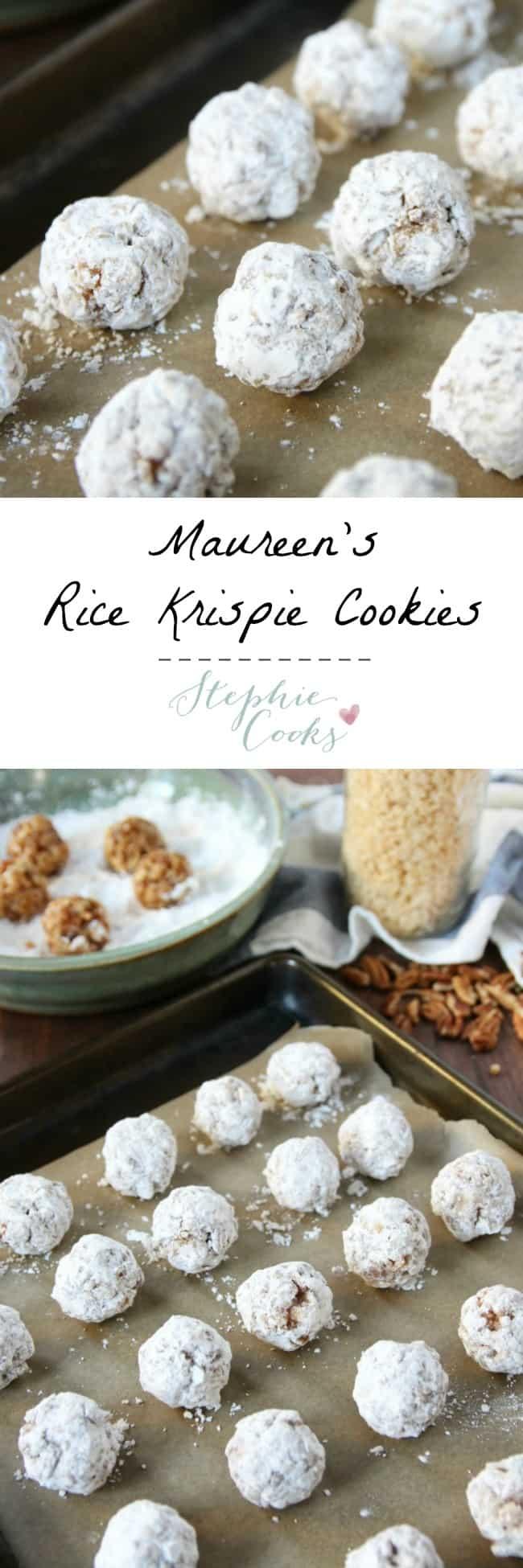 Rice Krispie Cookies Long Pin
