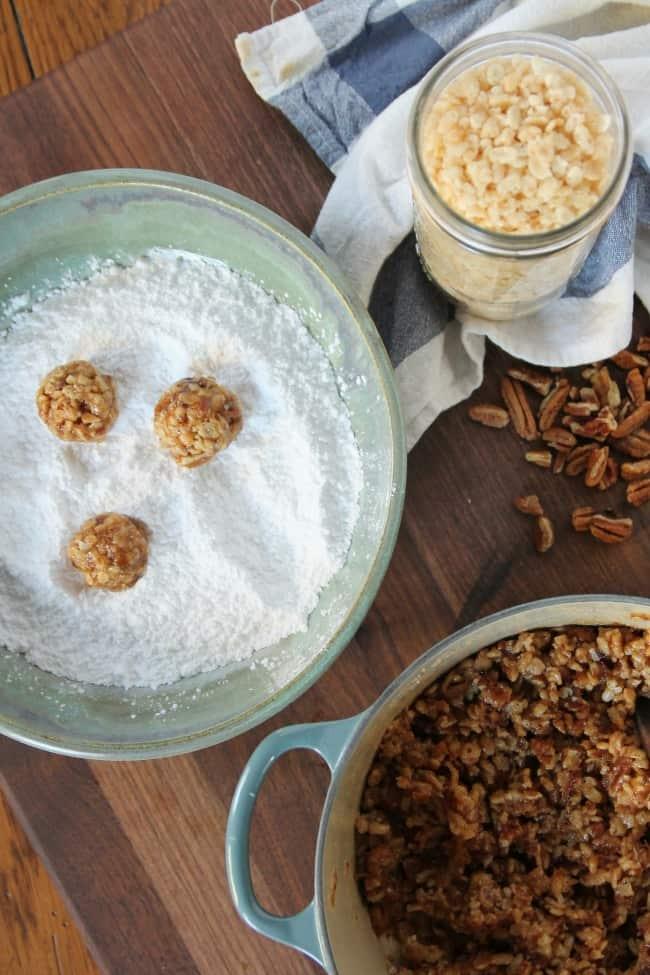 Rice Krispie Cookies Image