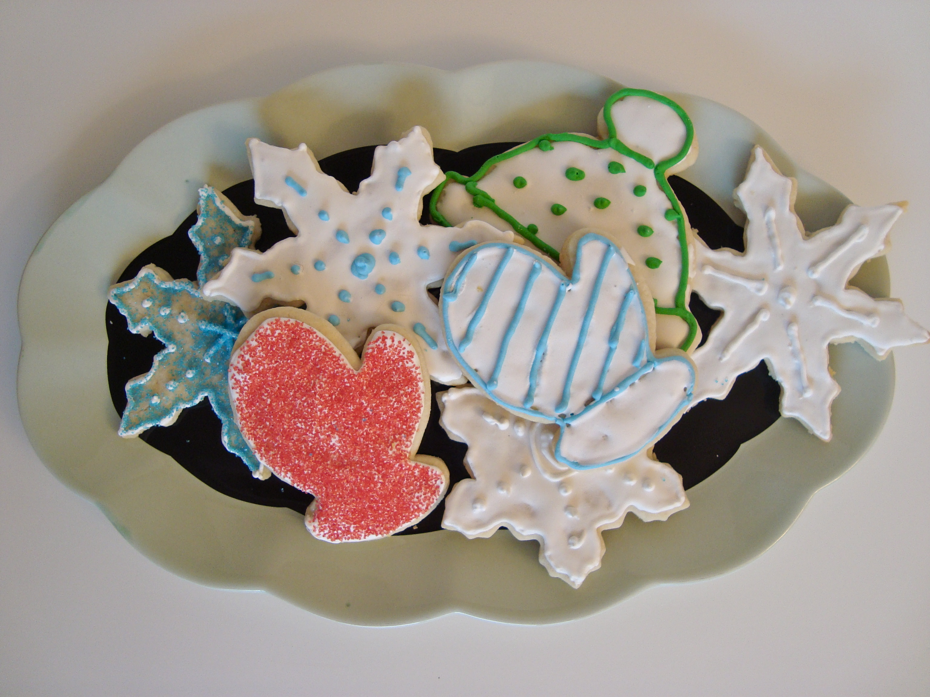 how to make sugar cookie icing without almond extract