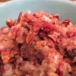 Monday Breakfast Series: Brown Rice Porridge