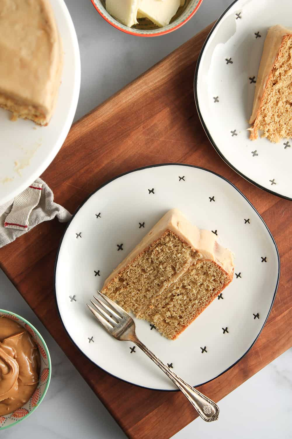 Peanut Butter Cake is a perfect birthday cake for any peanut butter lover.