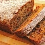 Treats for Santa: Date Bread