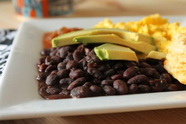 Slow Cooker Black Beans