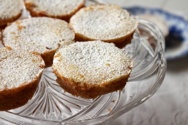 Lemon Bar Tartlets