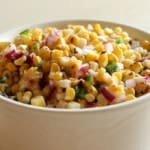 Fire-Roasted Corn Salsa