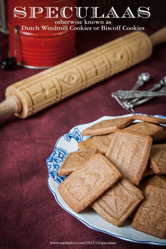 eat the love speculaas