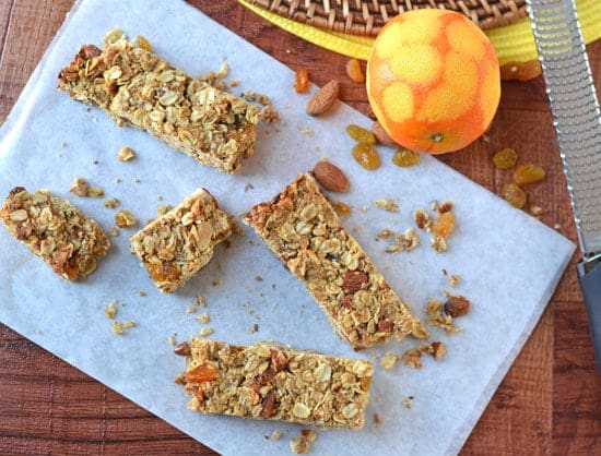 Almond-Orange-Granola-Bars-with-Coconut-and-Honey-Healthy,-homemade-recipe
