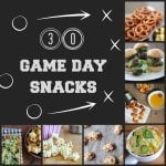 30 Game Day Snacks