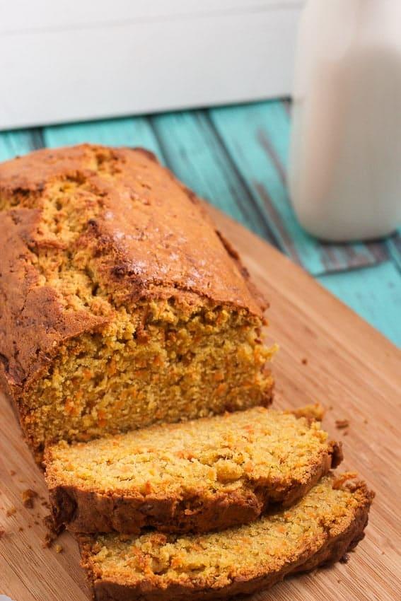 Carrot Cake Bread-4