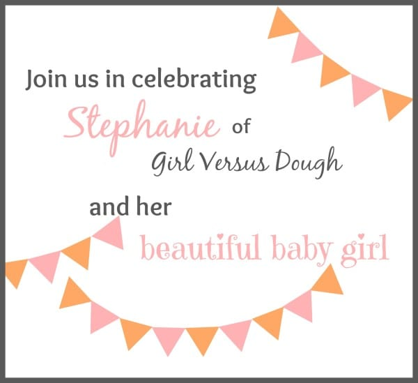 gvd baby shower graphic