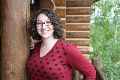 susan girl in the little red kitchen