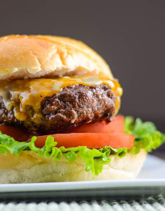 Asian-Barbecue-Burgers-Sriracha-Mayo