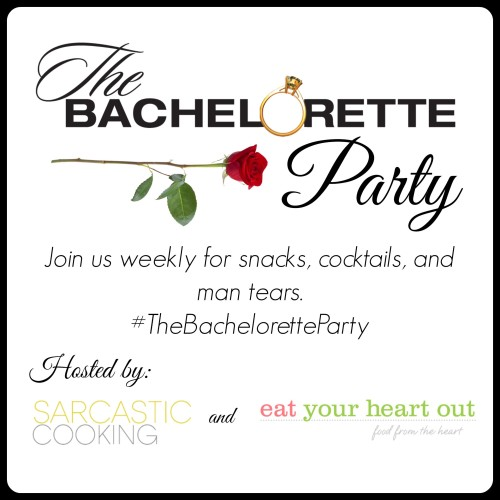 The Bachelorette Party graphic