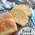 Baked Potato Bread Recipe