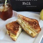 Curried Cauliflower Melt