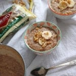 Banana Bread Steel Cut Oatmeal Recipe