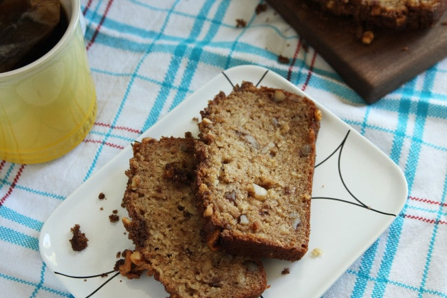 Applesauce Bread2