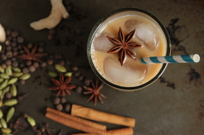 Homemade Chai Concentrate