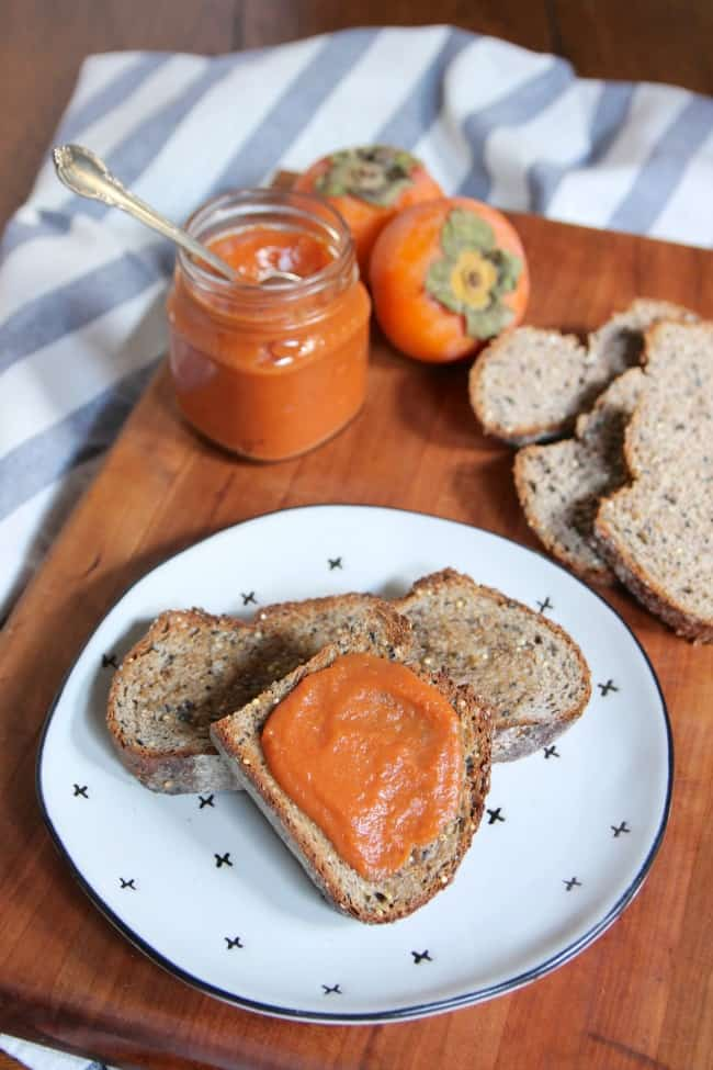 Instant Pot Persimmon Butter Image