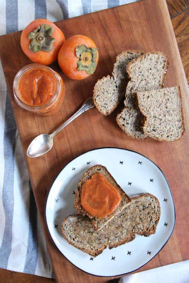 Persimmon Butter Photo