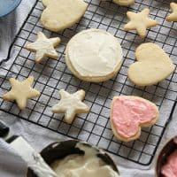 No-Chill Sugar Cookies
