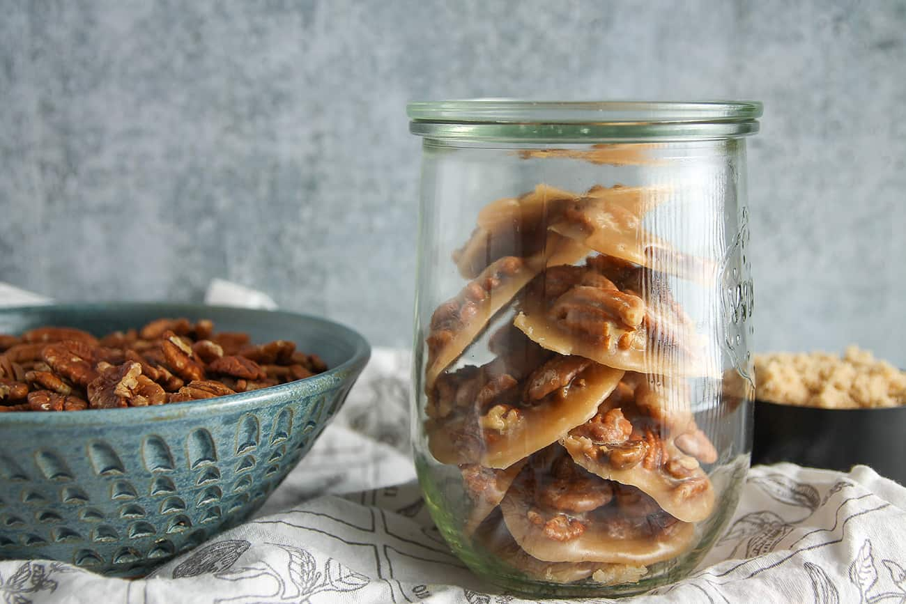 Pecan Pralines are a creamy pecan candy that will make you feel like you're in New Orleans