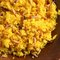 Ginger-Turmeric Rice
