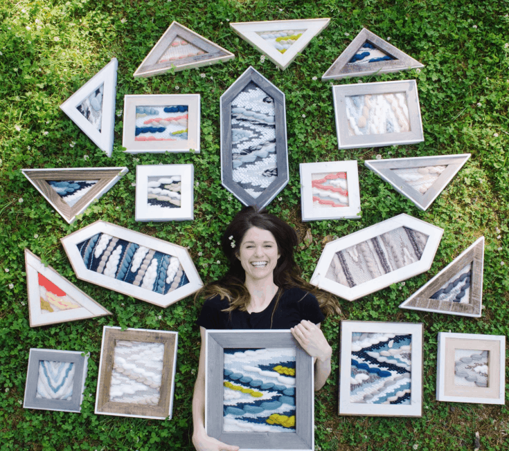Meredith Piper Art: Painter & Textile Artist